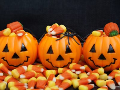 Dental Tricks for Halloween Treats